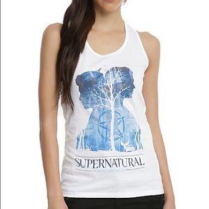 Supernatural Tank